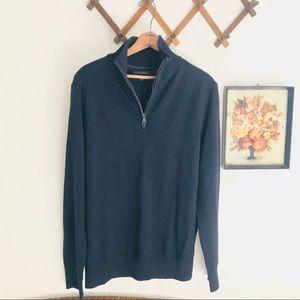 Banana Republic Felted Merino Wool Sweater